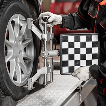 tire and wheel alignment