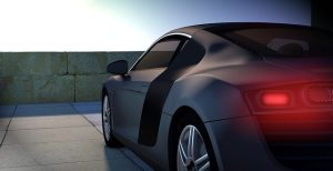Brake light of Audi R8 - Supertech Auto Brake Service and Maintenance
