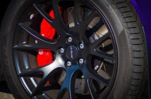 Premium brake system by Supertech Auto Repair North Vancouver